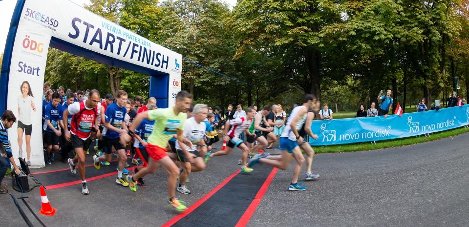 5K@EASD run/walk Image #14