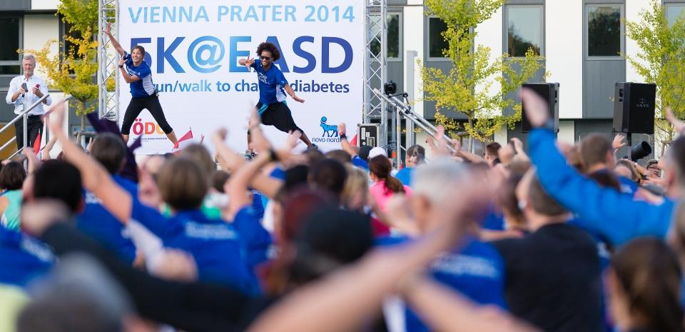 5K@EASD run/walk Image #9