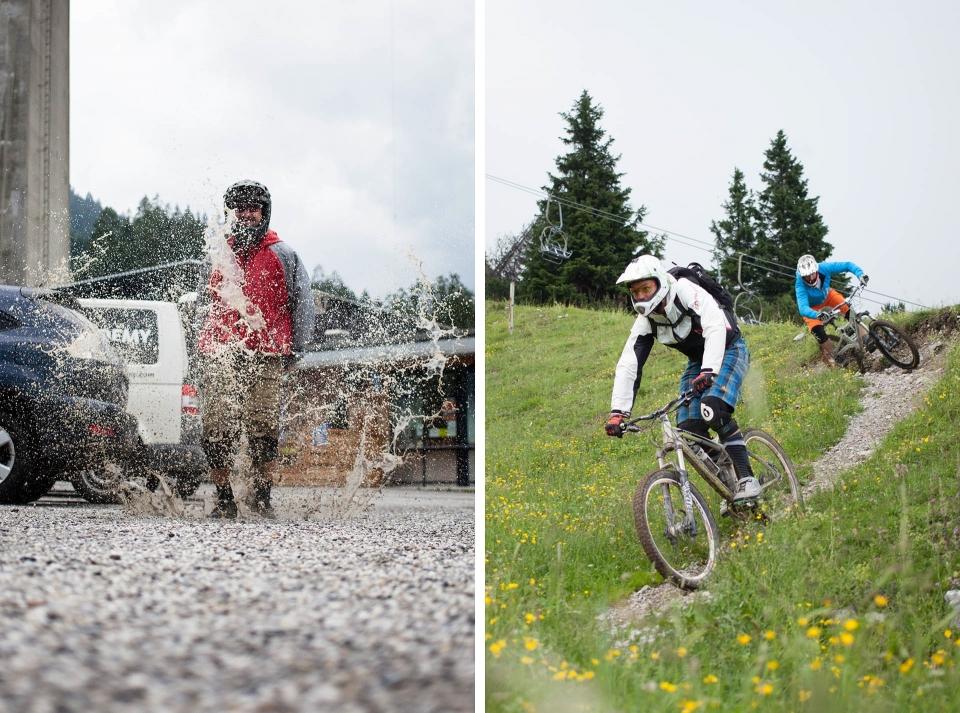 Multivan Bike Trip Tirol Image #7