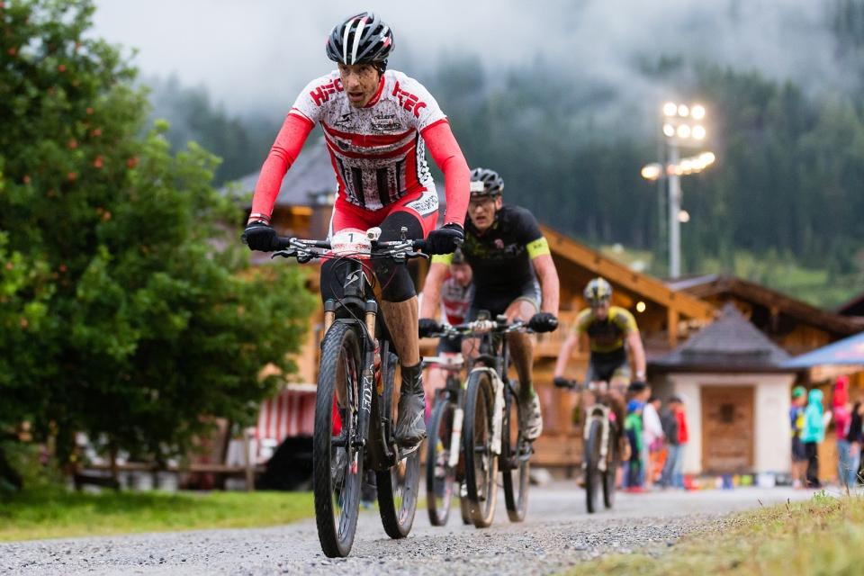 Bike Night Flachau 2014 Image #12