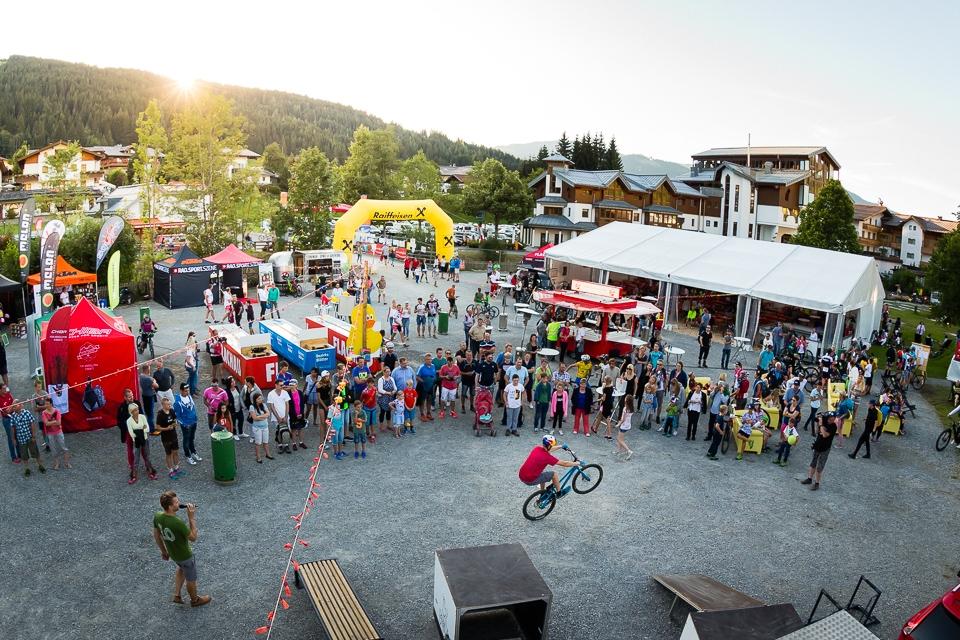 Bike Night Flachau 2016 Image #8