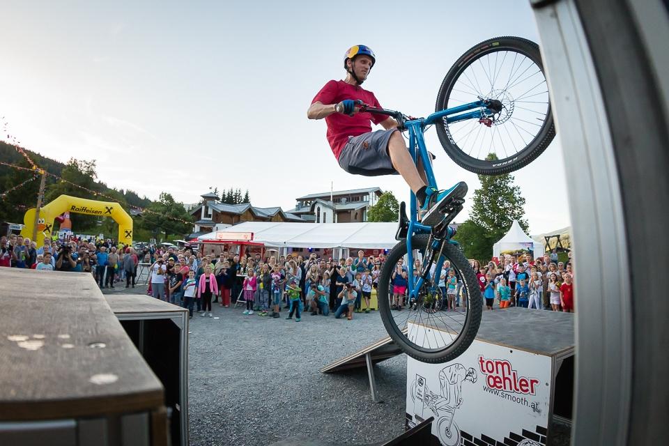 Bike Night Flachau 2016 Image #10