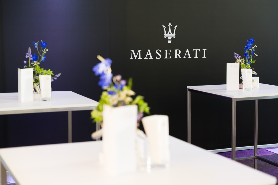Maserati Levante Präsentation Image #4