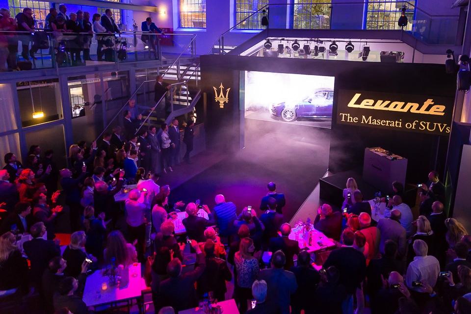 Maserati Levante Präsentation Image #7