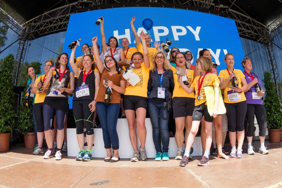 Österreichischer Frauenlauf 2014 Image #12