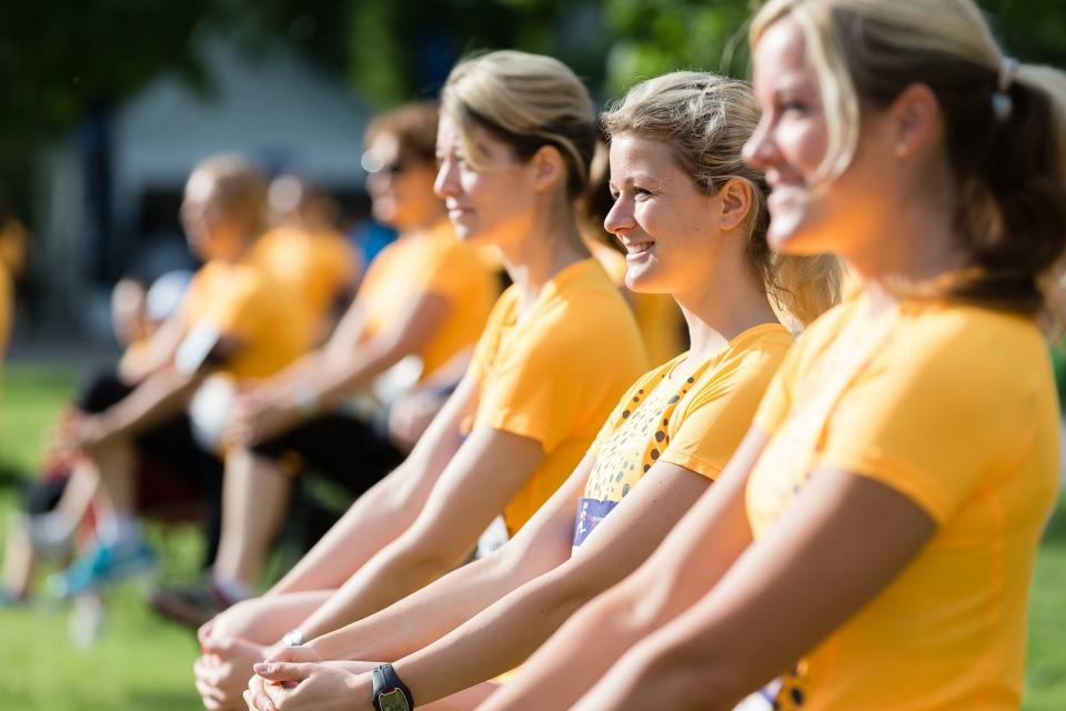 Österreichischer Frauenlauf 2014 Image #3