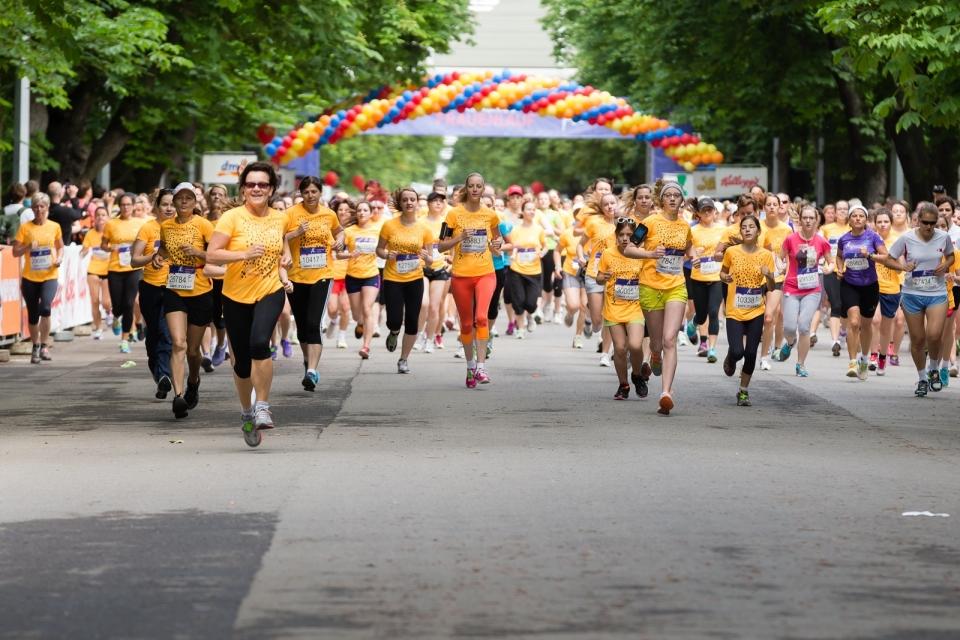 Österreichischer Frauenlauf 2014 Image #6