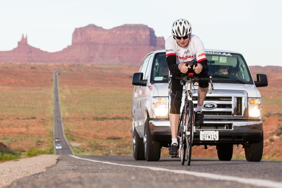 Race Across America 2014 Image #1
