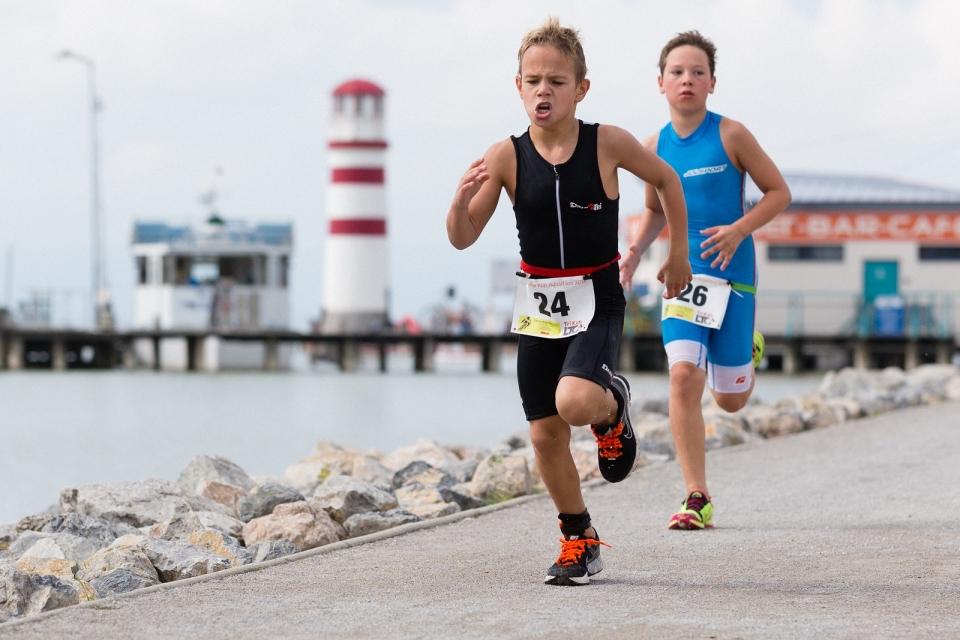 Austria Triathlon 2014 - Kids Race Image #1