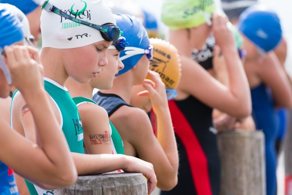 Austria Triathlon 2014 - Kids Race Image #3