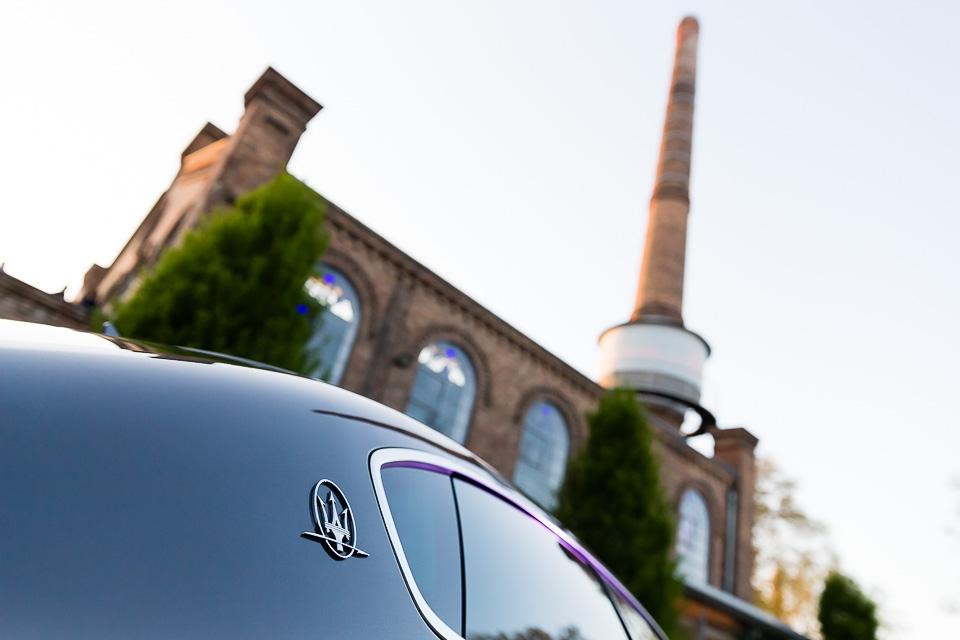 Maserati Levante Präsentation