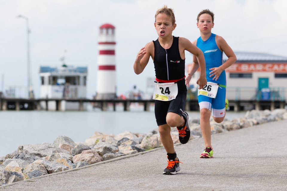 Austria Triathlon 2014 - Kids Race